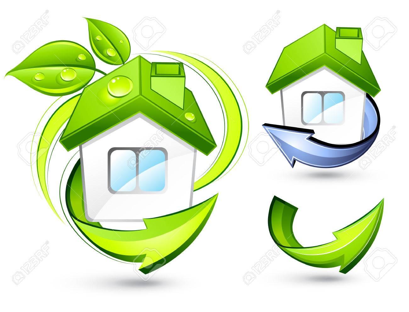 Green house Stock Vector - 7117062