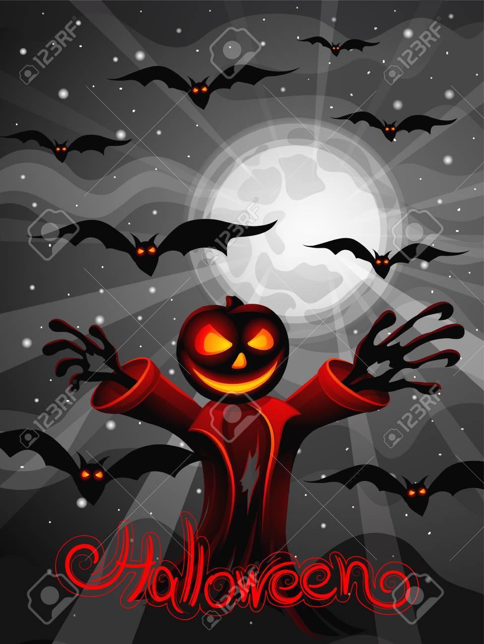 Halloween Stock Vector - 7863092