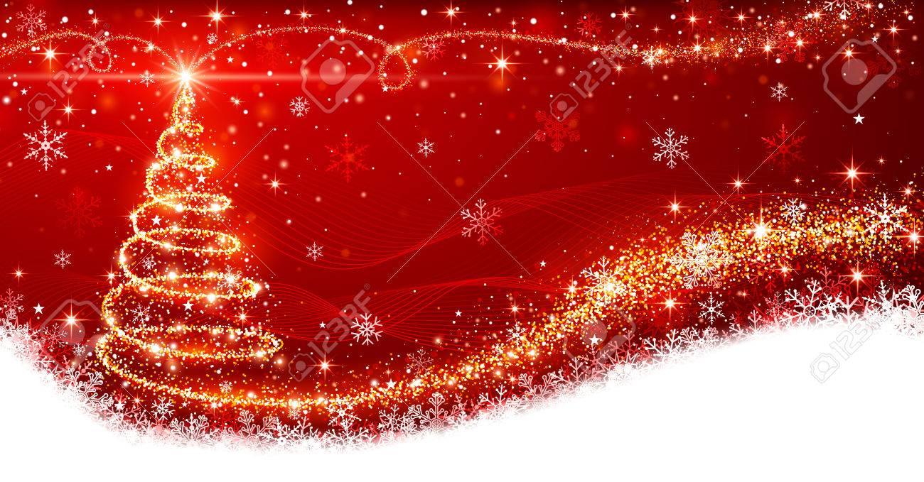 Christmas tree Stock Vector - 23855673