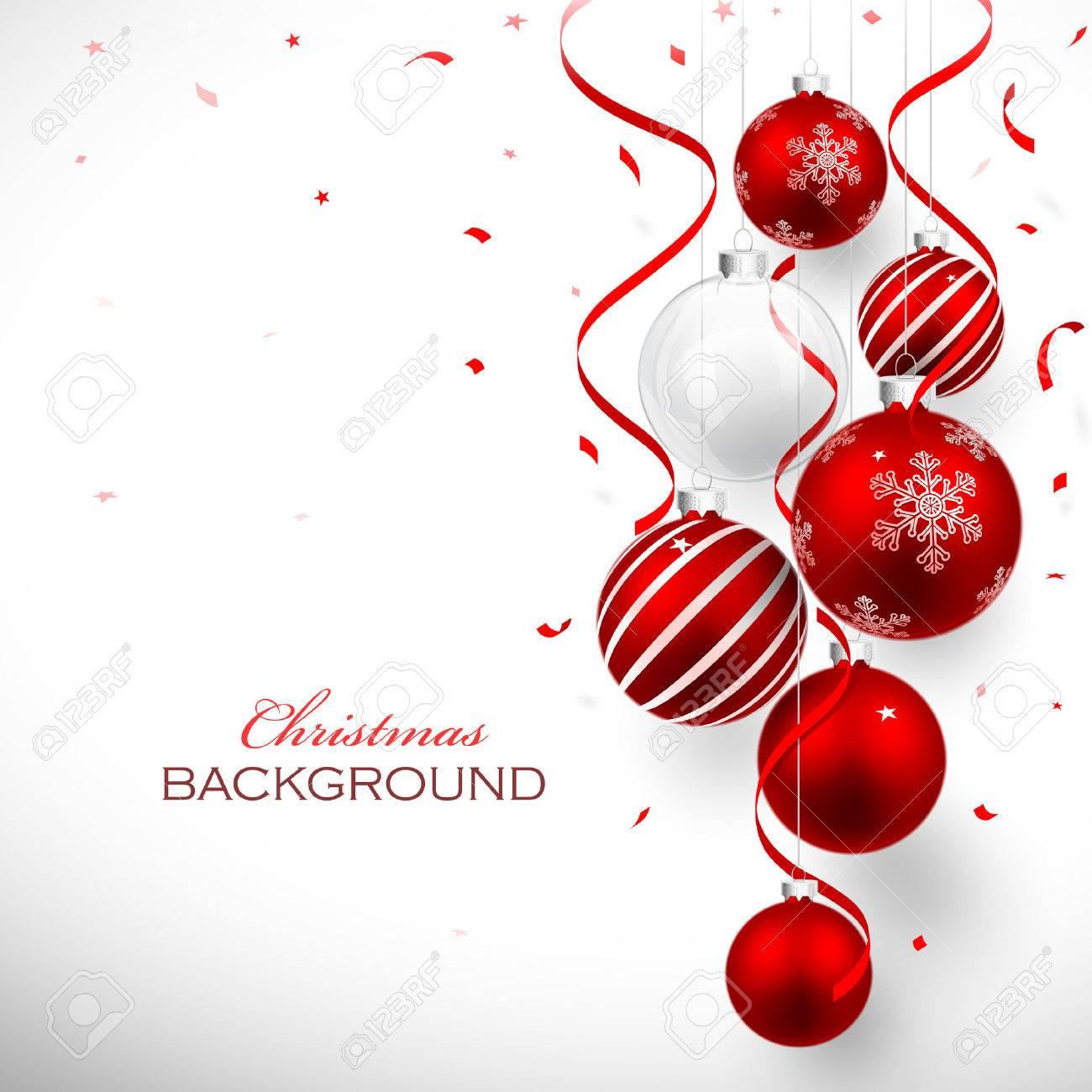 Christmas balls Stock Vector - 24061227