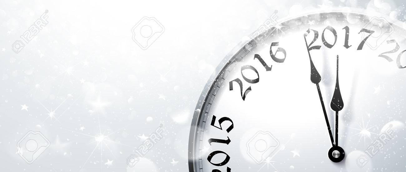New Year's Eve 2017. Vector illustration - 64347770