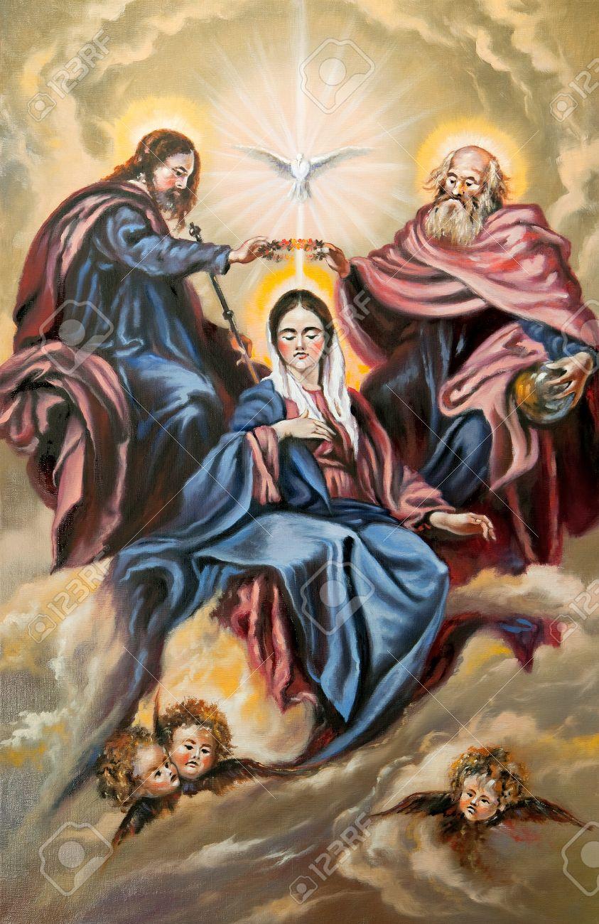 Секс фото не святая троица 11 фотография