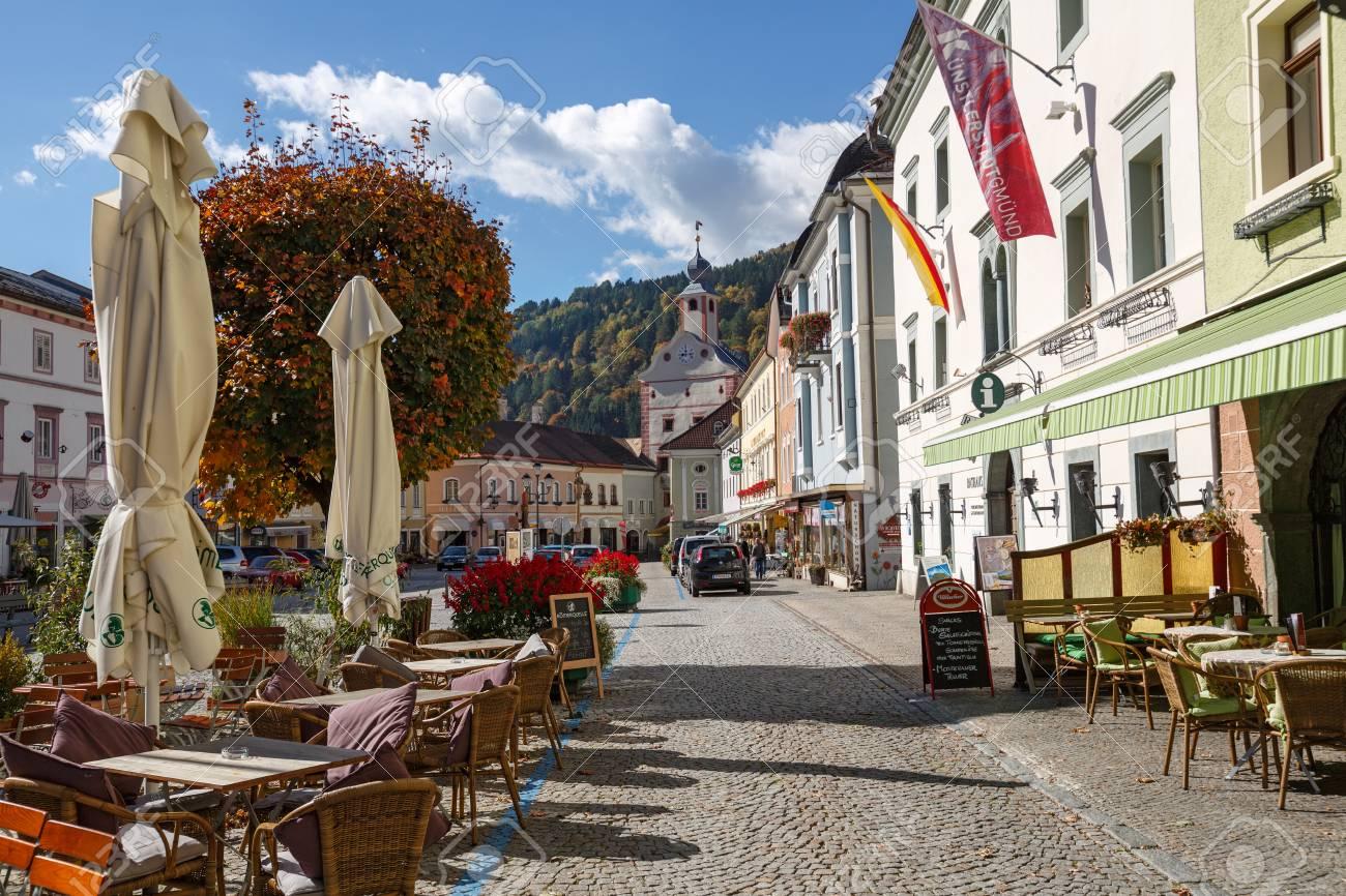 Stadtgemeinde Gmnd in Krnten: Aktive Gemeinde