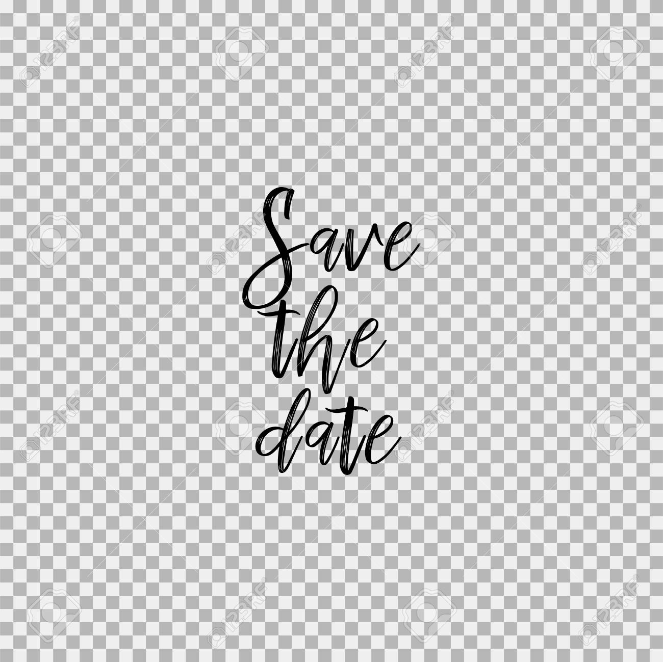 graphic regarding Save the Date Printable known as Preserve the day terms for poster, greeting card, printable wall..