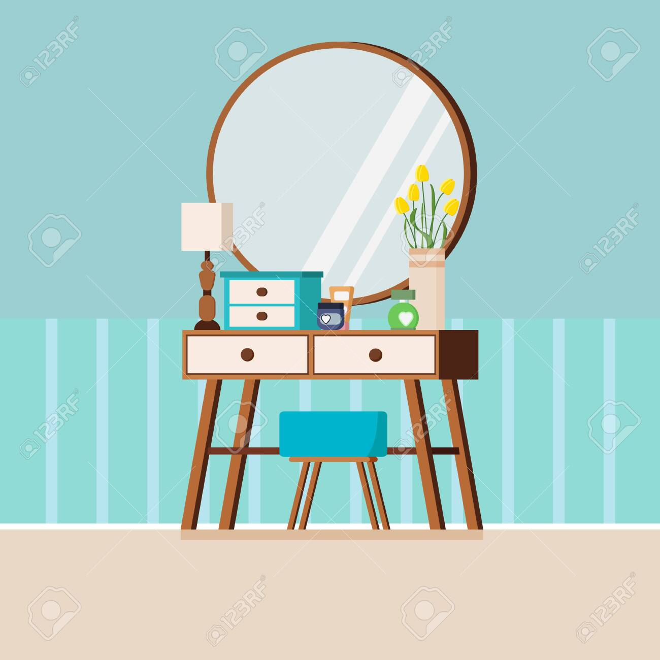 Tremendous Cozy Home Spring Or Summer Interior Background With Books Vase Download Free Architecture Designs Fluibritishbridgeorg