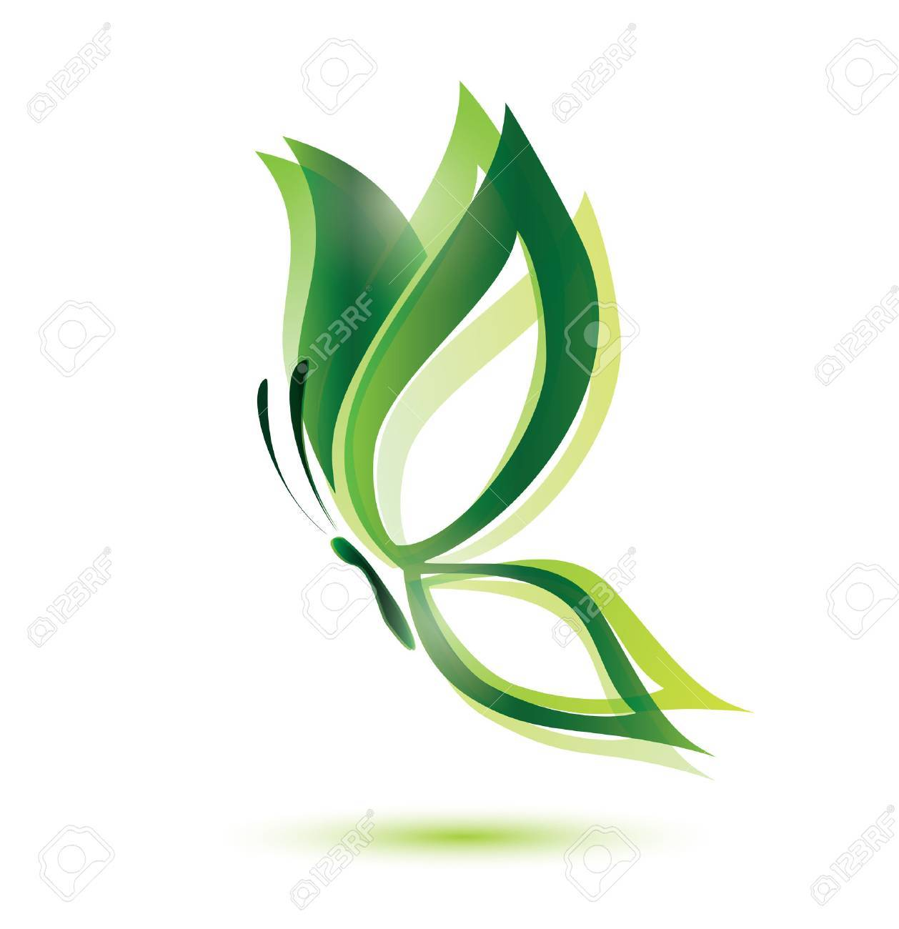Green butterfly ecology concept isolated symbol royalty free green butterfly ecology concept isolated symbol stock vector 22348491 biocorpaavc Image collections