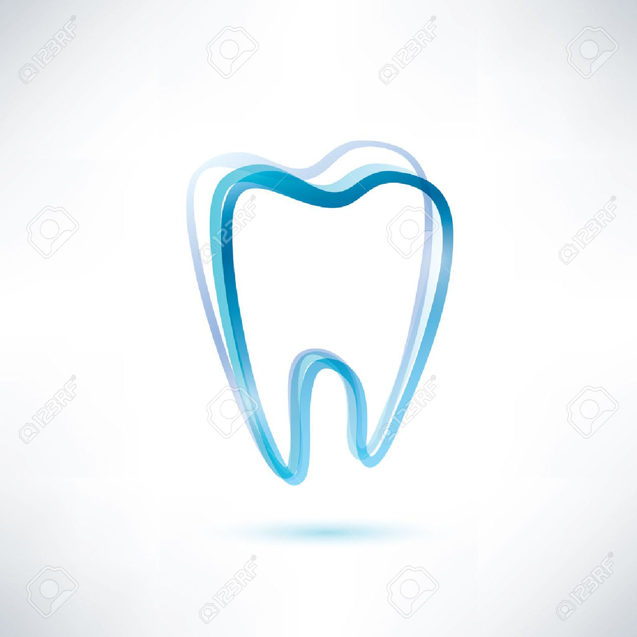 tooth symbol royalty free cliparts vectors and stock illustration