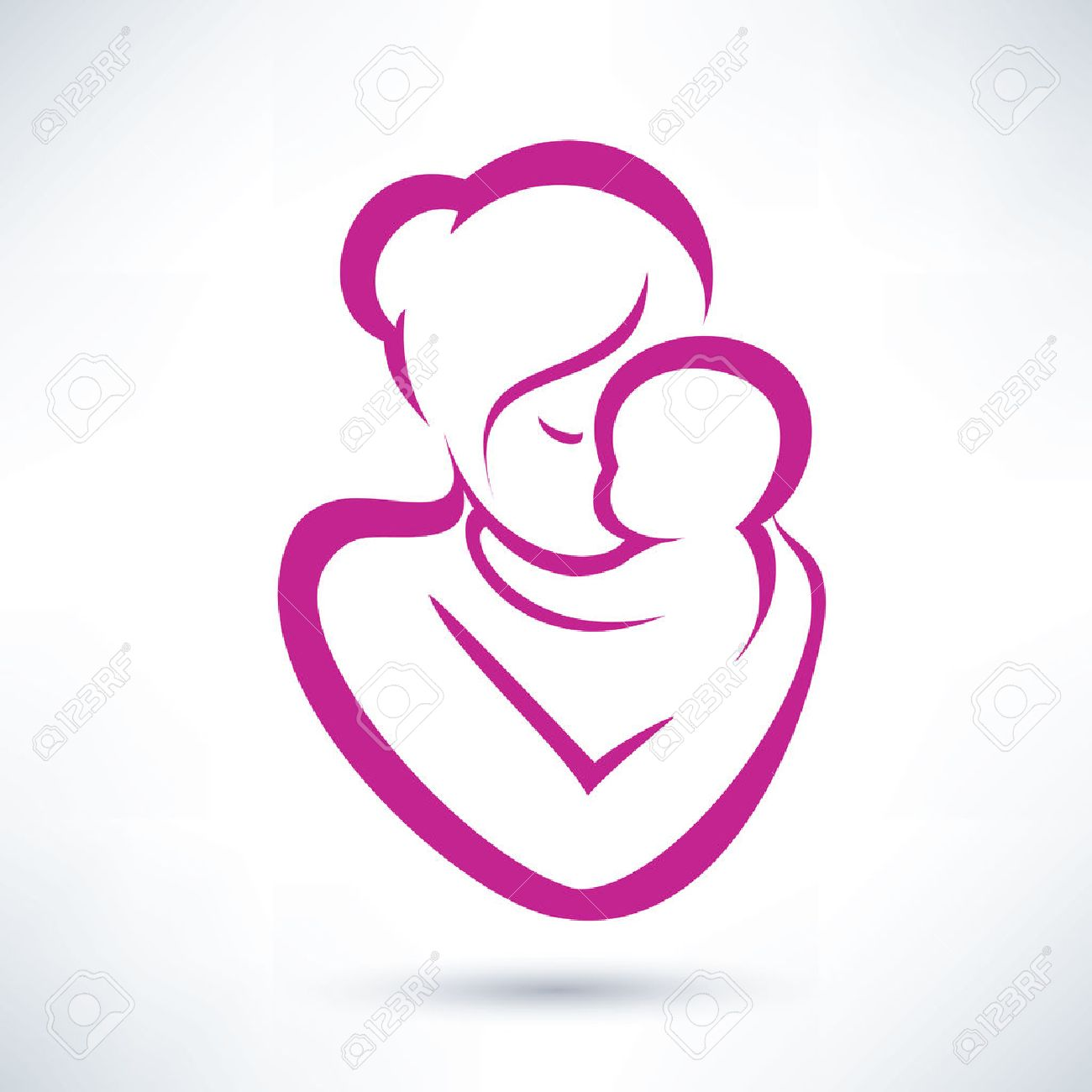 http://previews.123rf.com/images/baldyrgan/baldyrgan1311/baldyrgan131100026/23867293-mom-and-baby-vector-icon-Stock-Vector-mother-baby-child.jpg