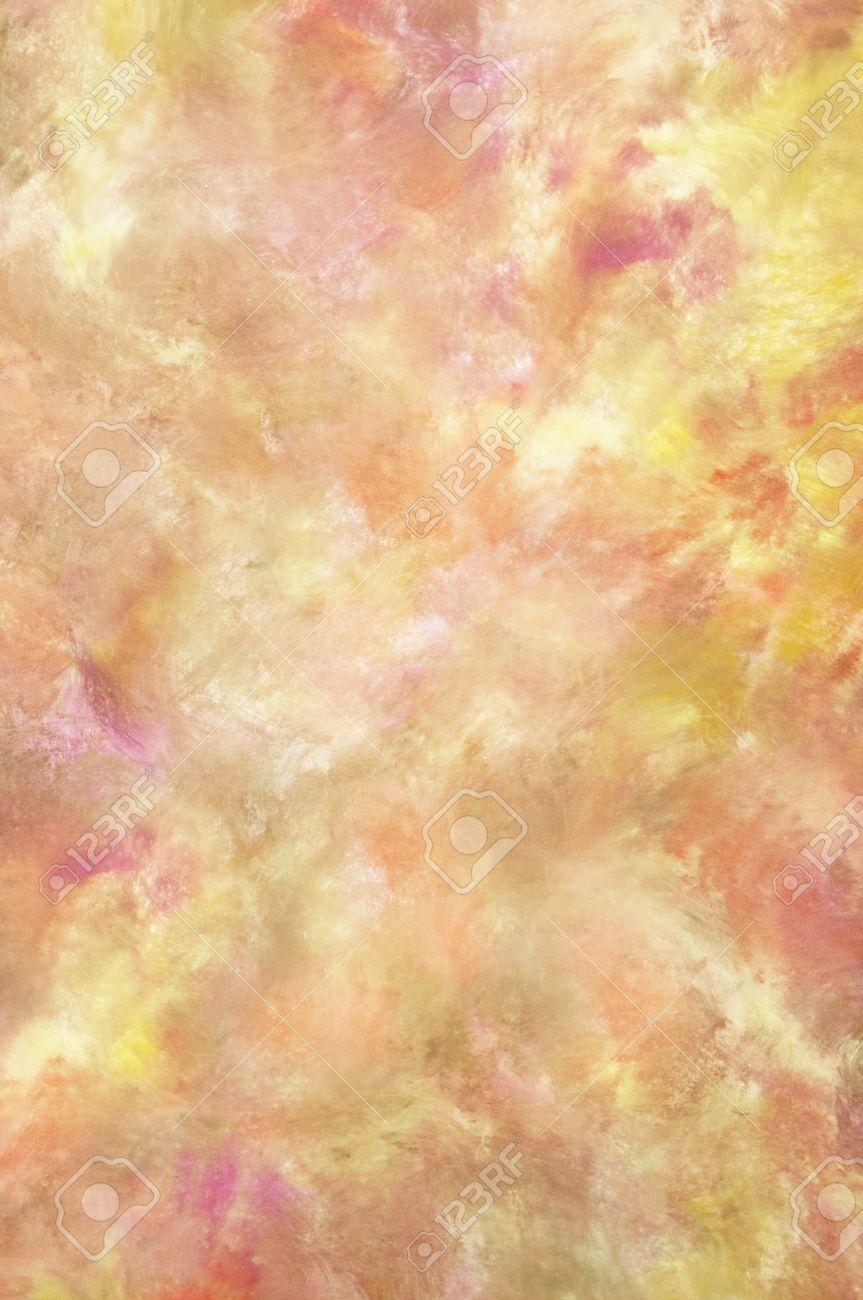 Peinture A L Huile Rose Et D Or De Faux Fini Texture Banque D Images Et Photos Libres De Droits Image 12426669