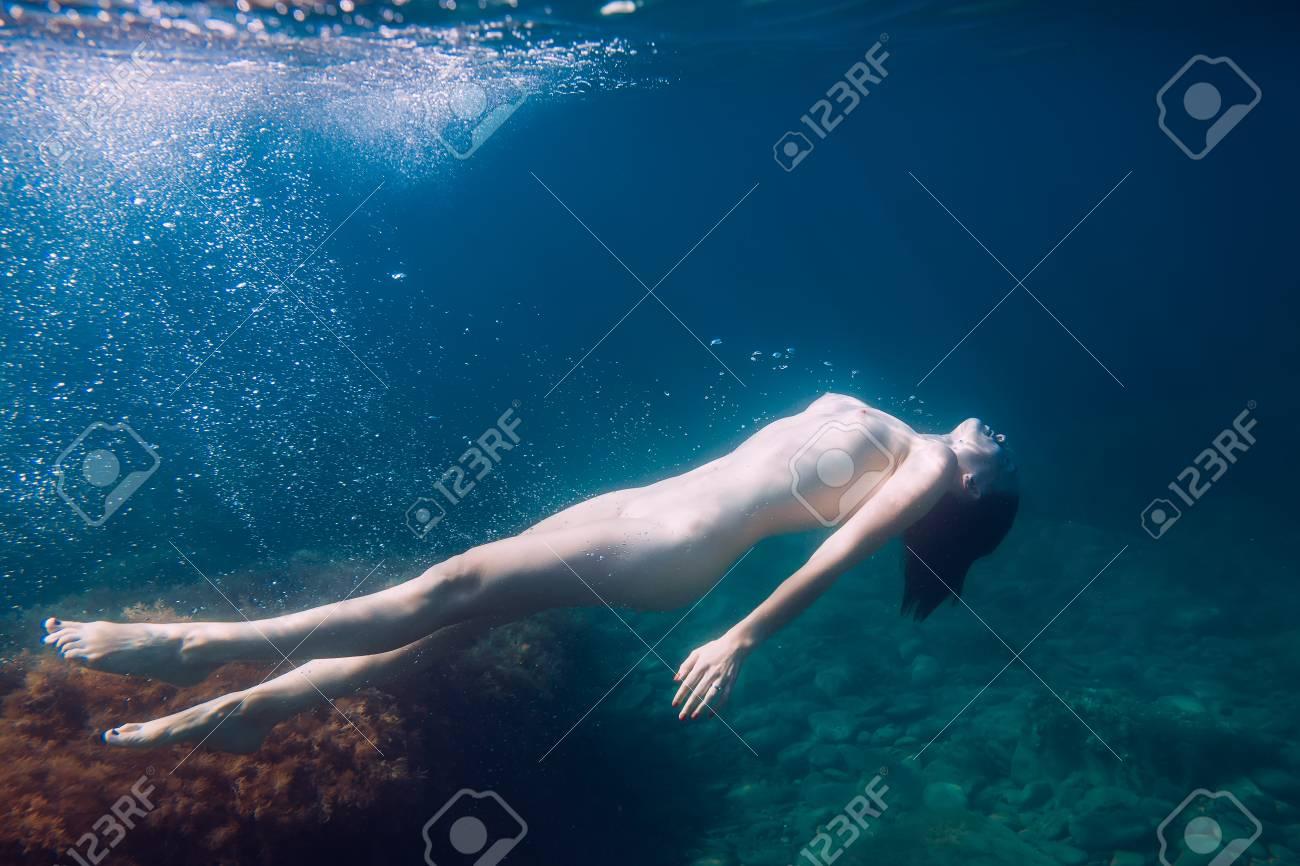 Naked women fuck under shower