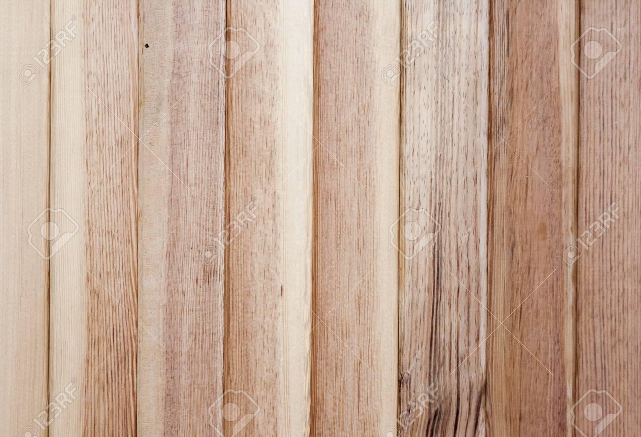 Vecchio piastrelle di legno di fondo con la linea verticale foto