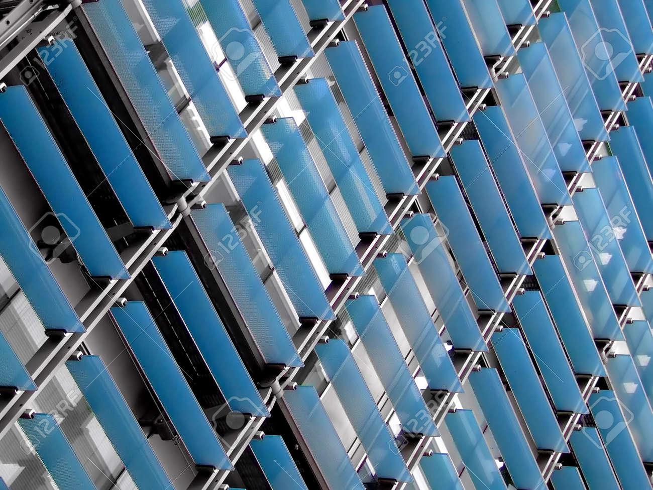 Glasfassade textur  Blue Glasfassade Gebäude Textur Lizenzfreie Fotos, Bilder Und ...