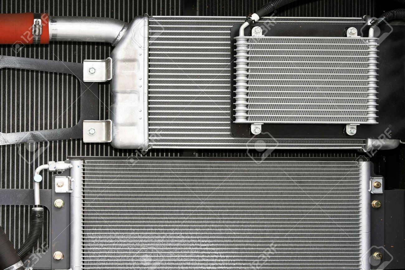 Radiadores industriales