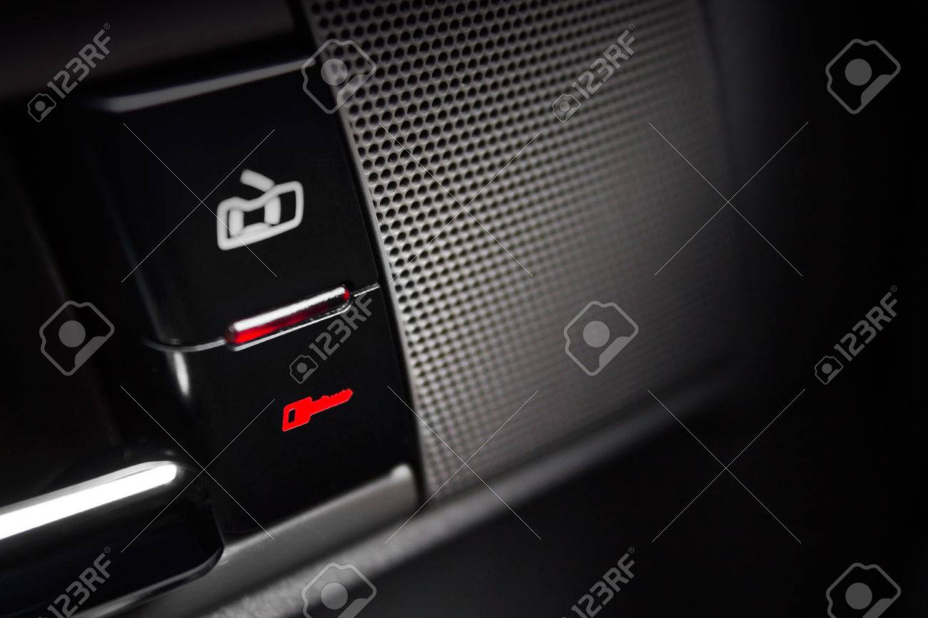 Car lock button and status light car security concept stock photo car lock button and status light car security concept stock photo 50129395 aloadofball Gallery
