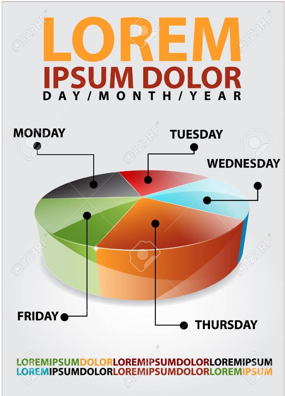 Diagramm backgound Stock Vector - 15164282