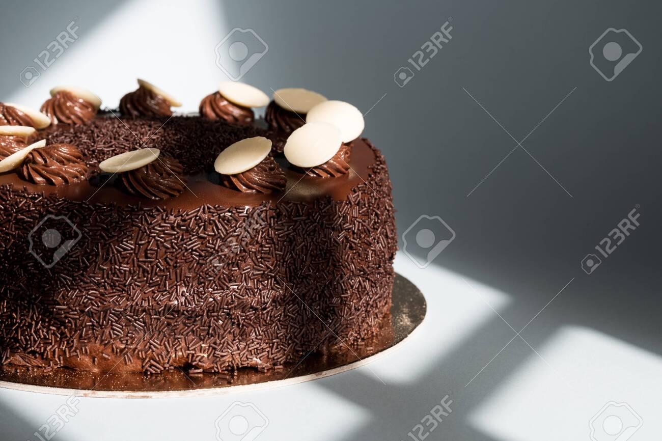 Outstanding Brigadier Chocolate Cake A Famous Brazilian Desert Ready To Funny Birthday Cards Online Inifodamsfinfo