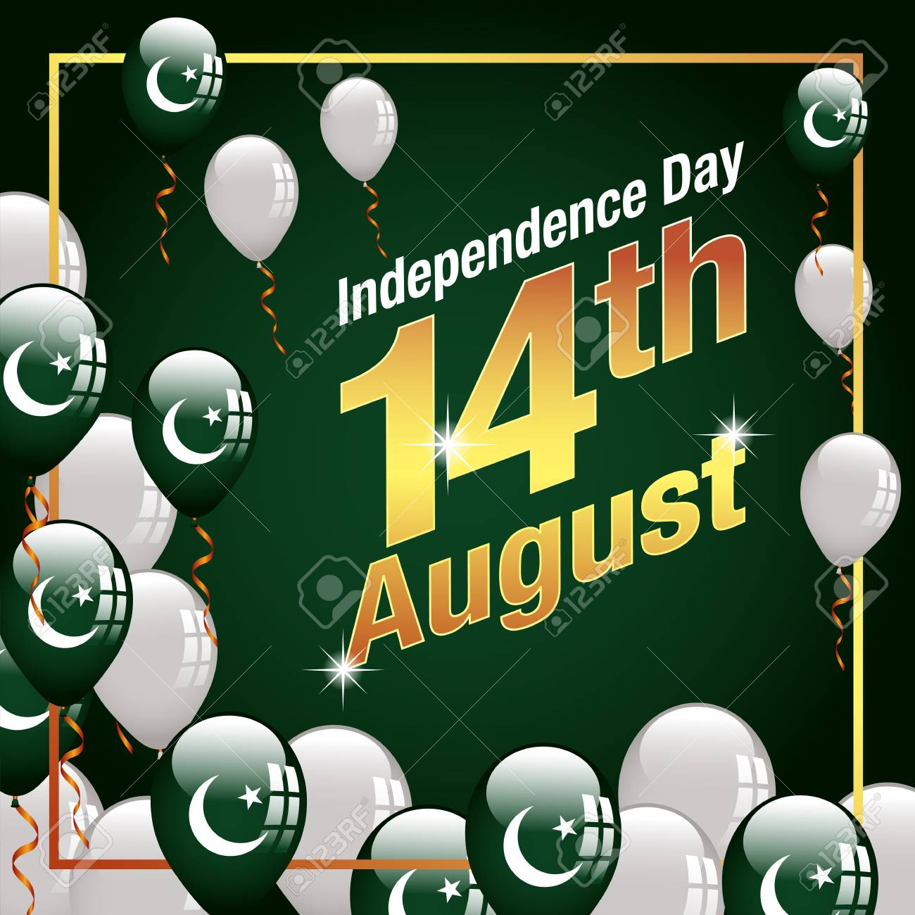 Happy Independence Banners Bagrounds Banners