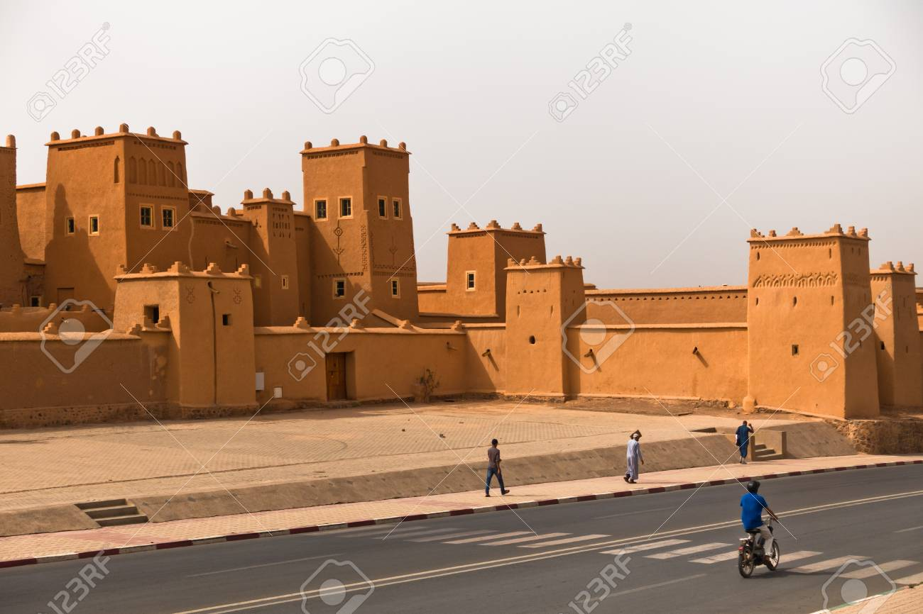 95022911 ouarzazate moroccan hollywood movie studios architecture in morocco africa