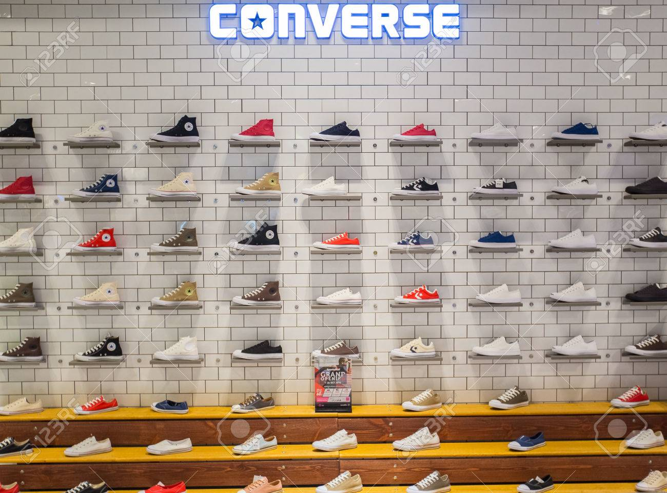 Converse All Star, Converse sneakers in Converse Shop, Siam Discovery