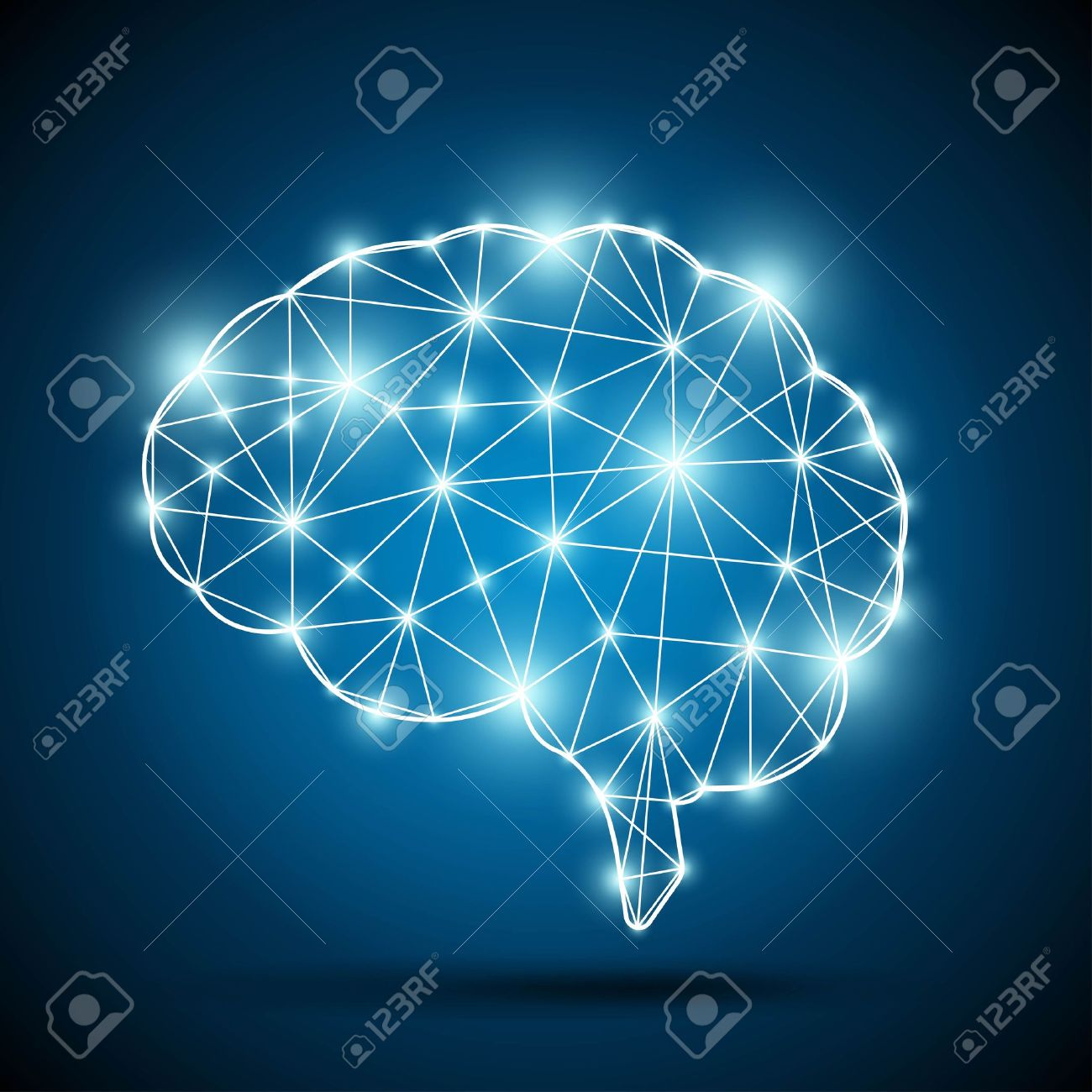 Brain of an artificial intelligence - 60481870