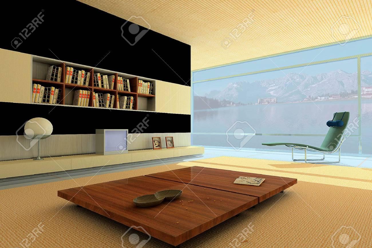 study room Stock Photo - 7618239