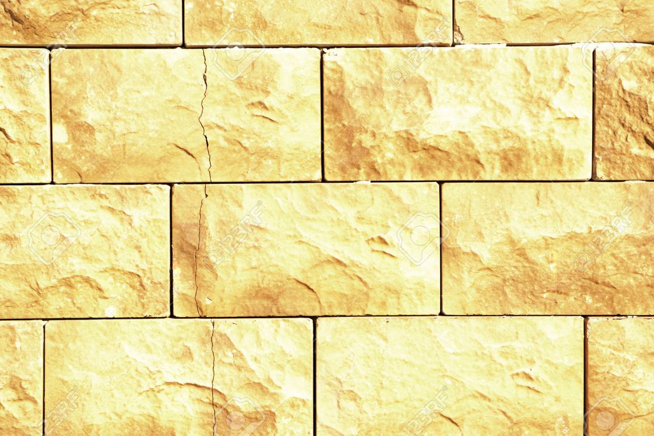 Modern Pattern Of Stone Wall Decorative Surfaces Stock Photo ...