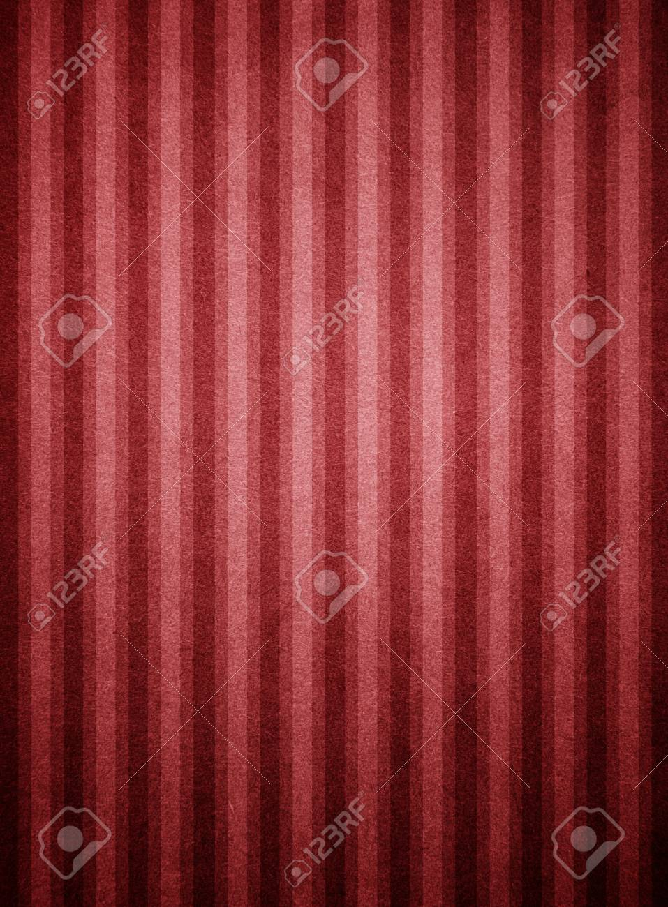 Striped red abstract background Stock Photo - 19335650