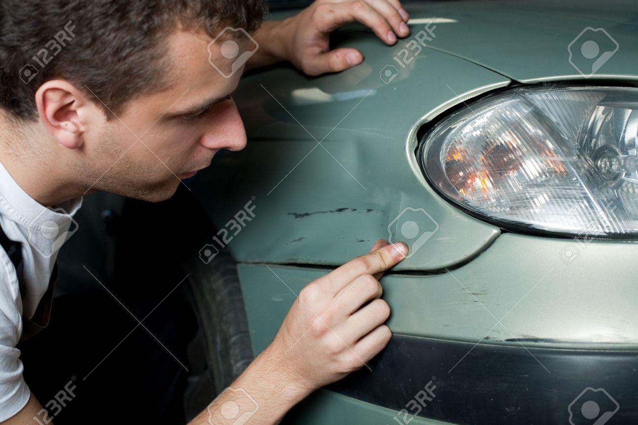 Своими руками удалить царапины на автомобиле