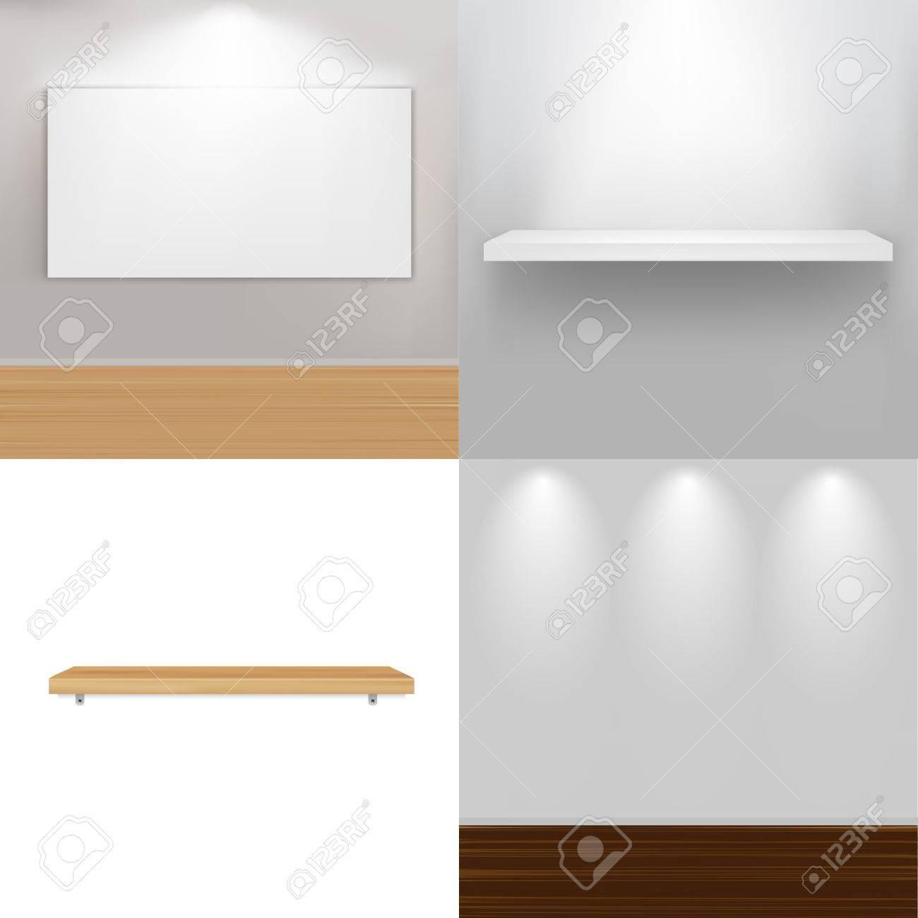interior elements, vector illustration Stock Vector - 9571996