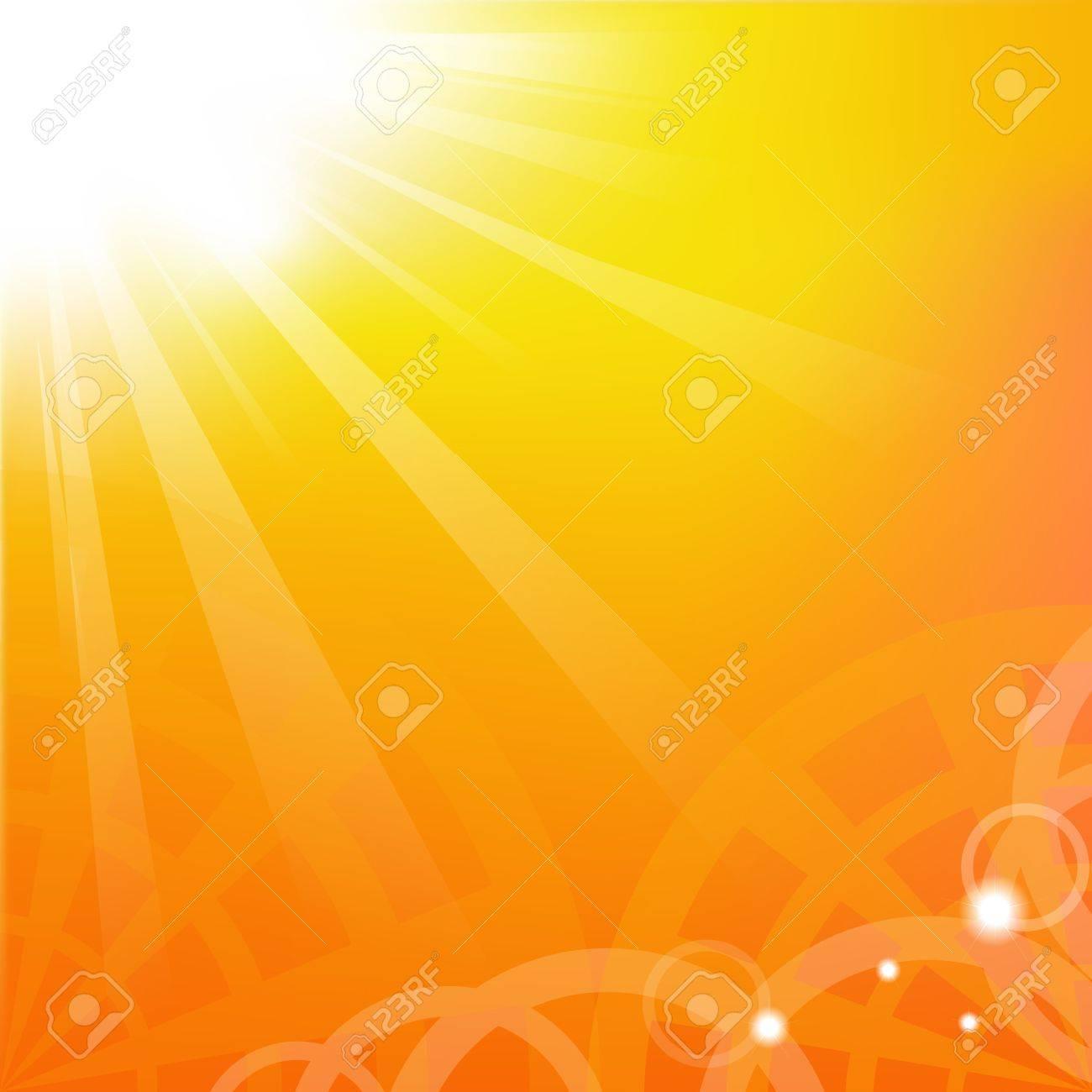 Sunburst Stock Vector - 10135994