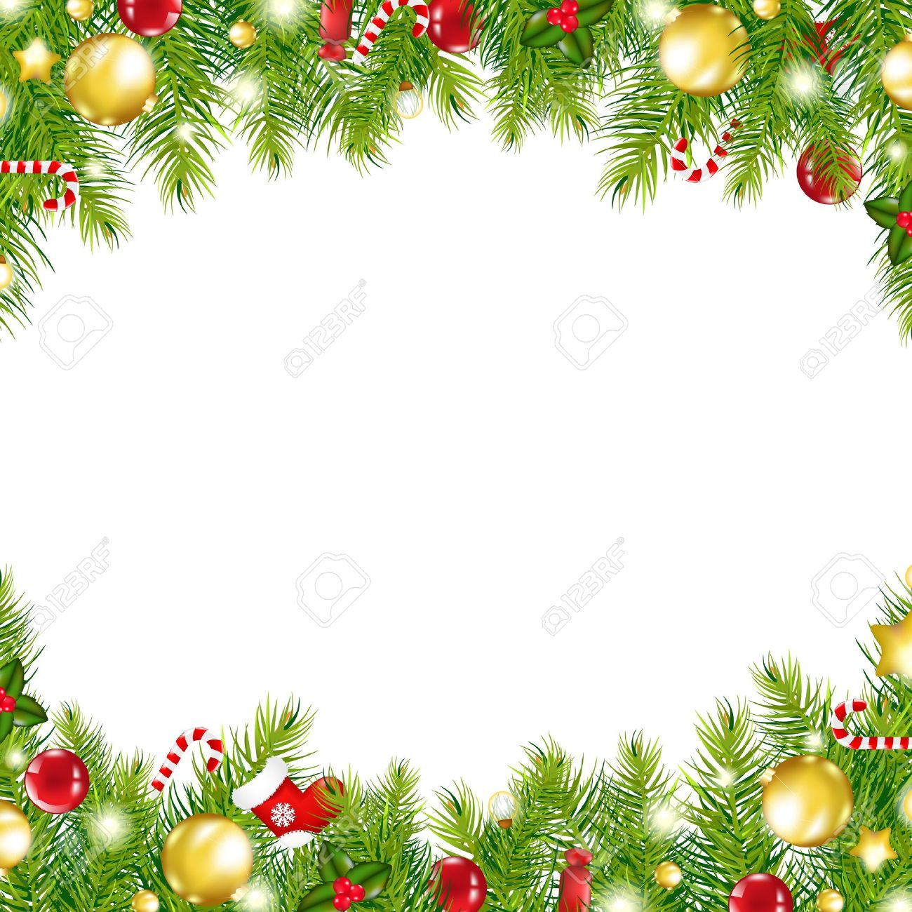 Holiday Border Stock Photos & Pictures. Royalty Free Holiday ...