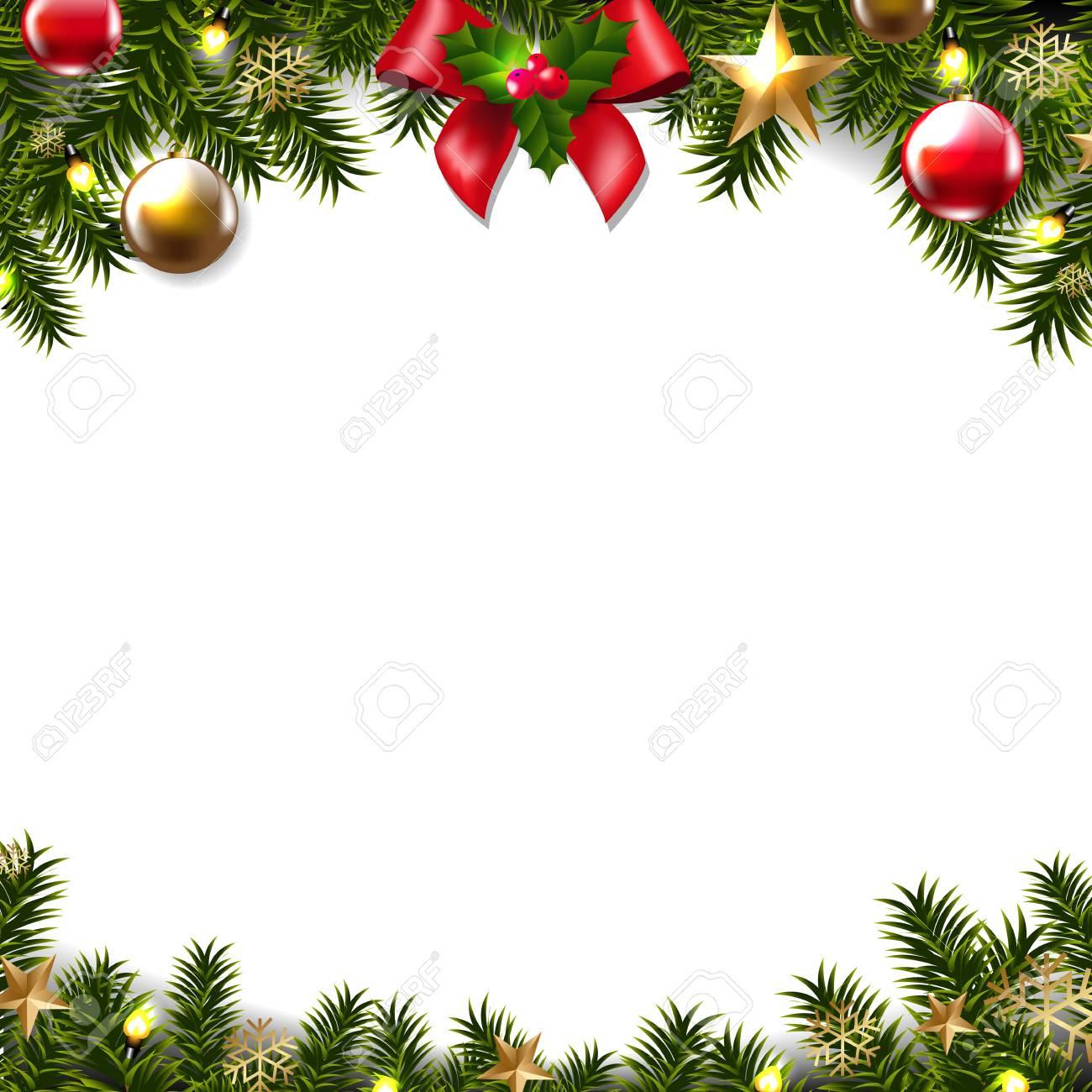 Christmas Boarder.Christmas Border Design