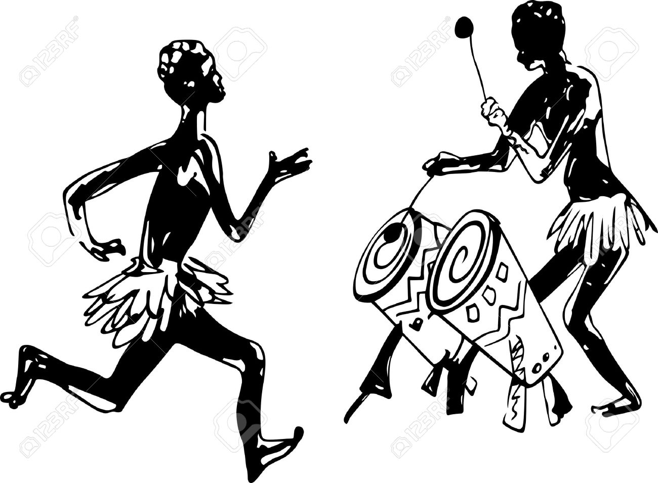 Showing post & media for African dance cartoon | www.cartoonsmix.com