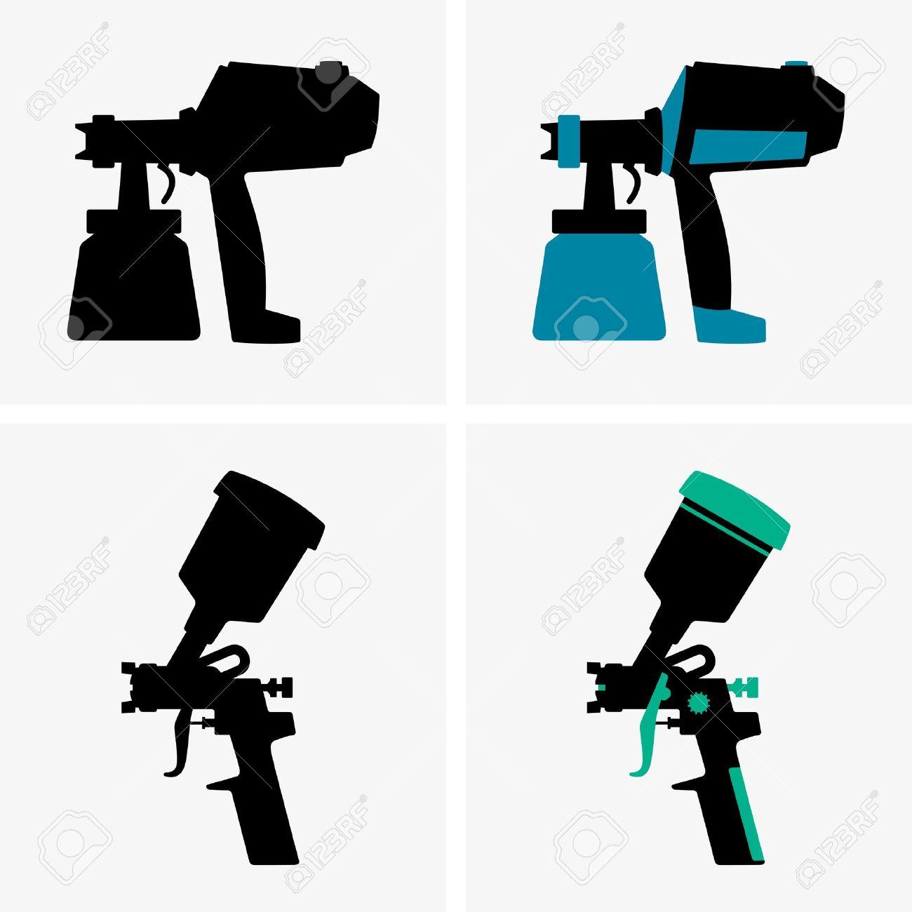 Spray guns - 24636668