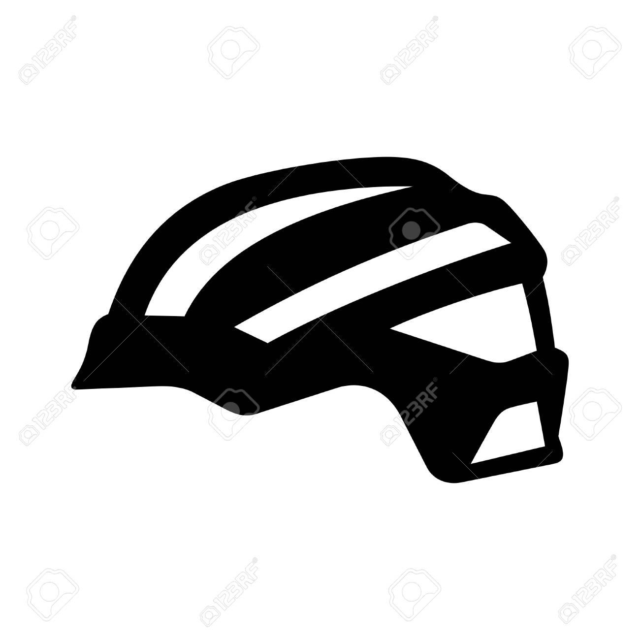 バイクのヘルメット陰影画像のイラスト素材ベクタ Image 56528198