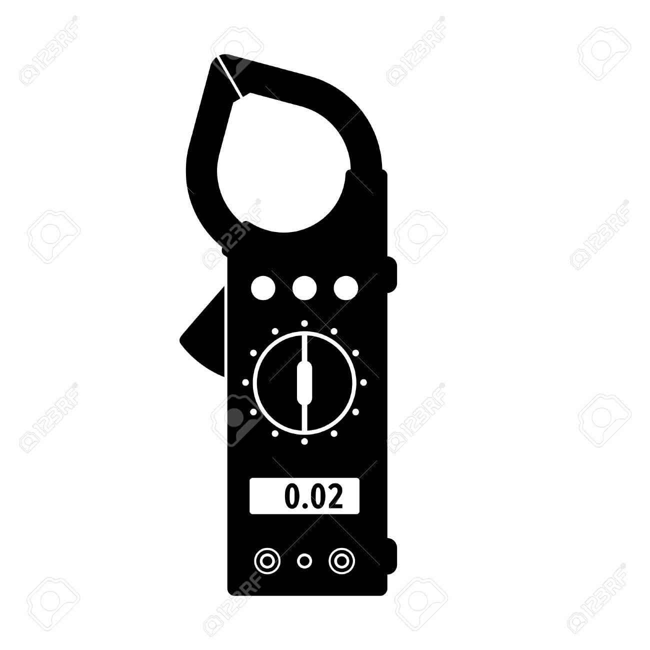 Clamp Multimeter, device - 125785956