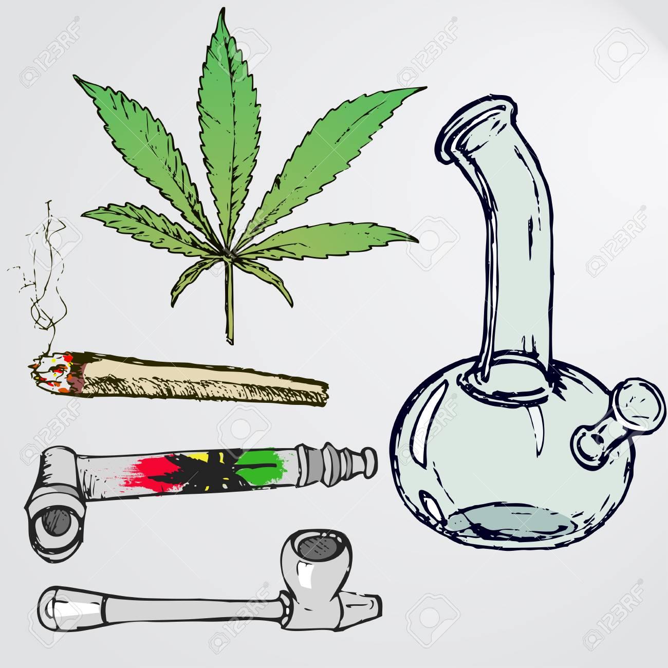 bongs and weed drawings 15221 loadtve