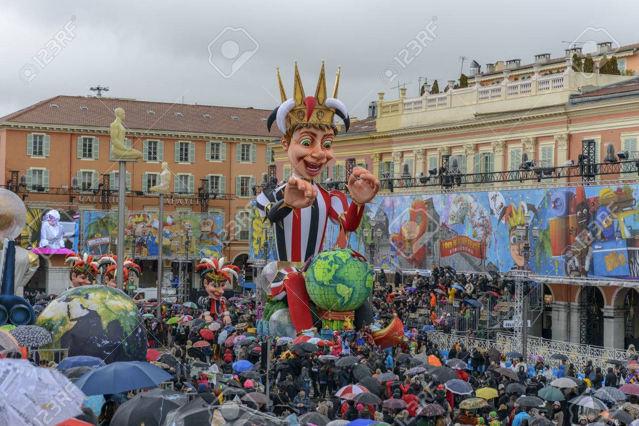 nice february 24 carnival of nice in french riviera the theme