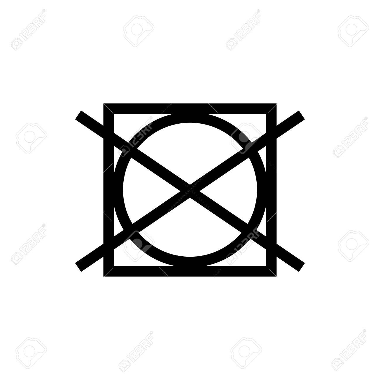 Do Not Wash Symbol Gallery Meaning Of This Symbol