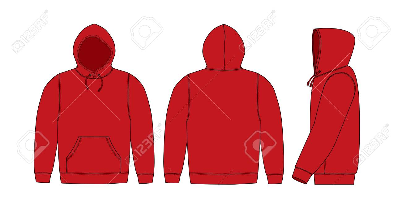 Illustration Of Hoodie Hooded Sweatshirt Red Royalty Free Cliparts Vectors And Stock Illustration Image 114765594 Online shopping a variety of best red hoodie blank at dhgate.com. illustration of hoodie hooded sweatshirt red