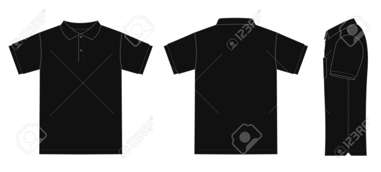 Mens polo shirt template | rldm.