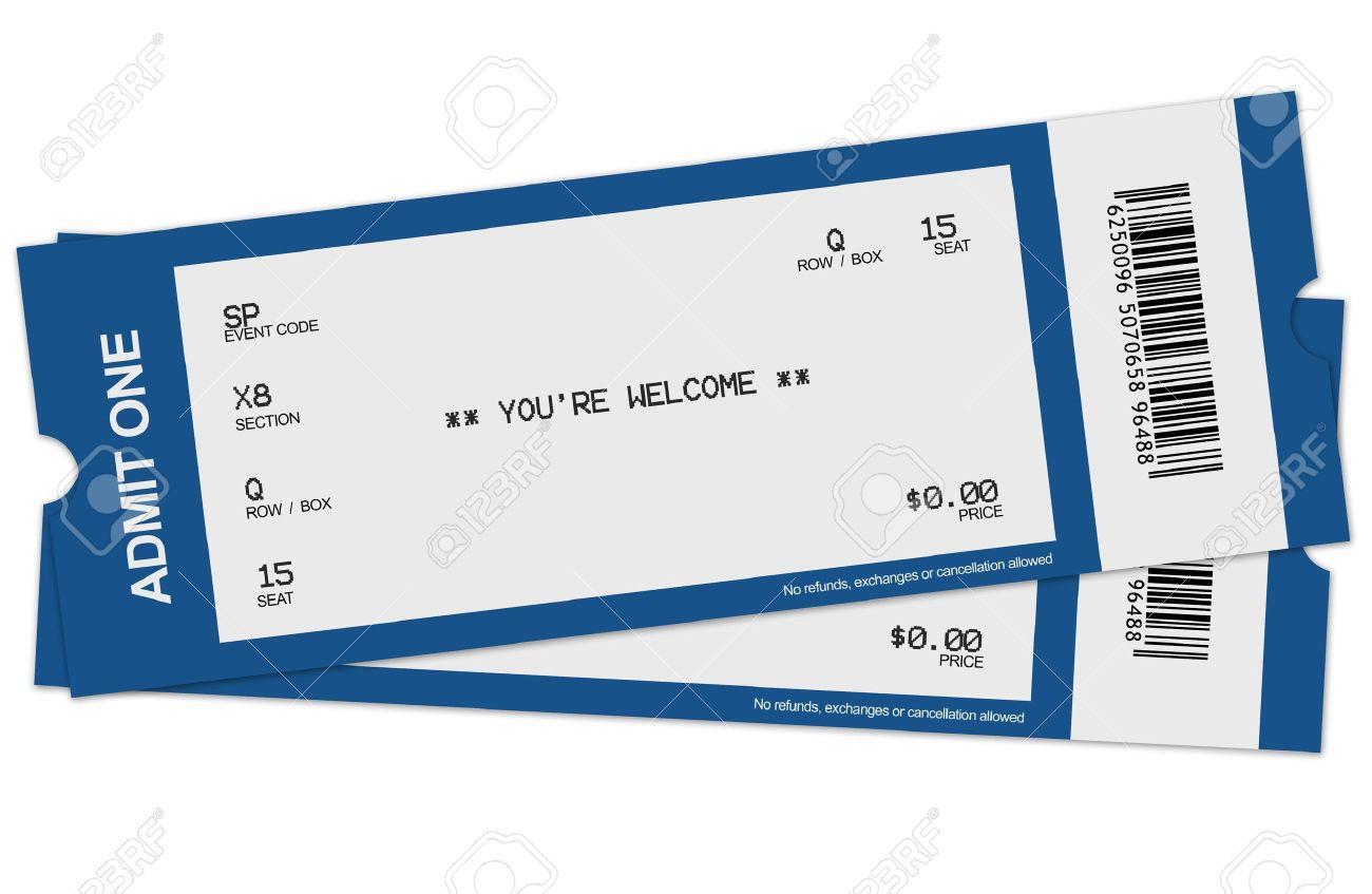 Ticket Stub Stock Photos Images. Royalty Free Ticket Stub Images ...