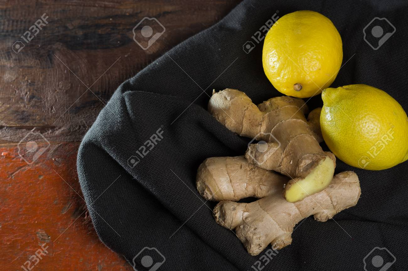 how to use ginger root for flu