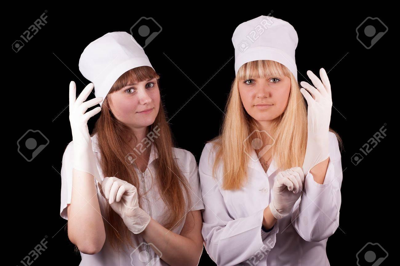 Что носят медсестры в больнице 18 фотография