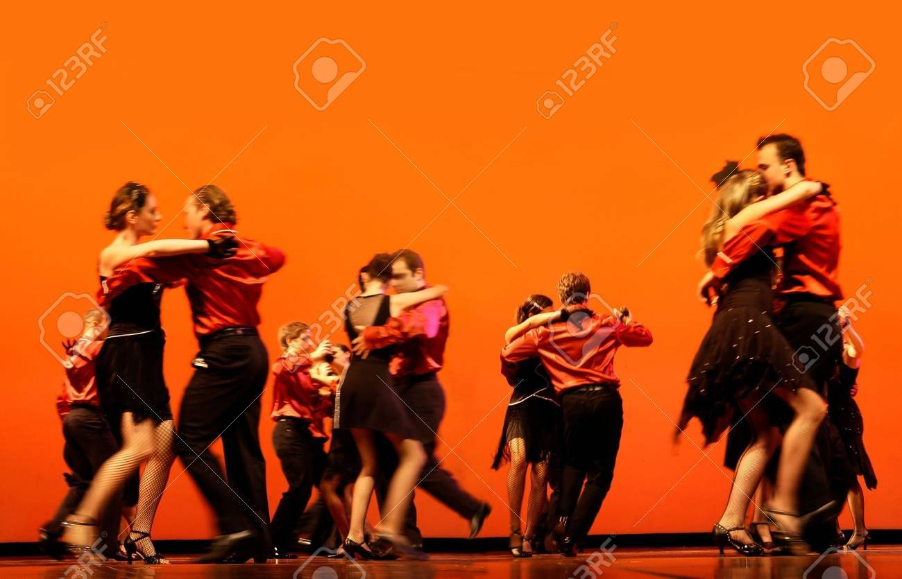 Classical Dancers Stock Photo - 241968
