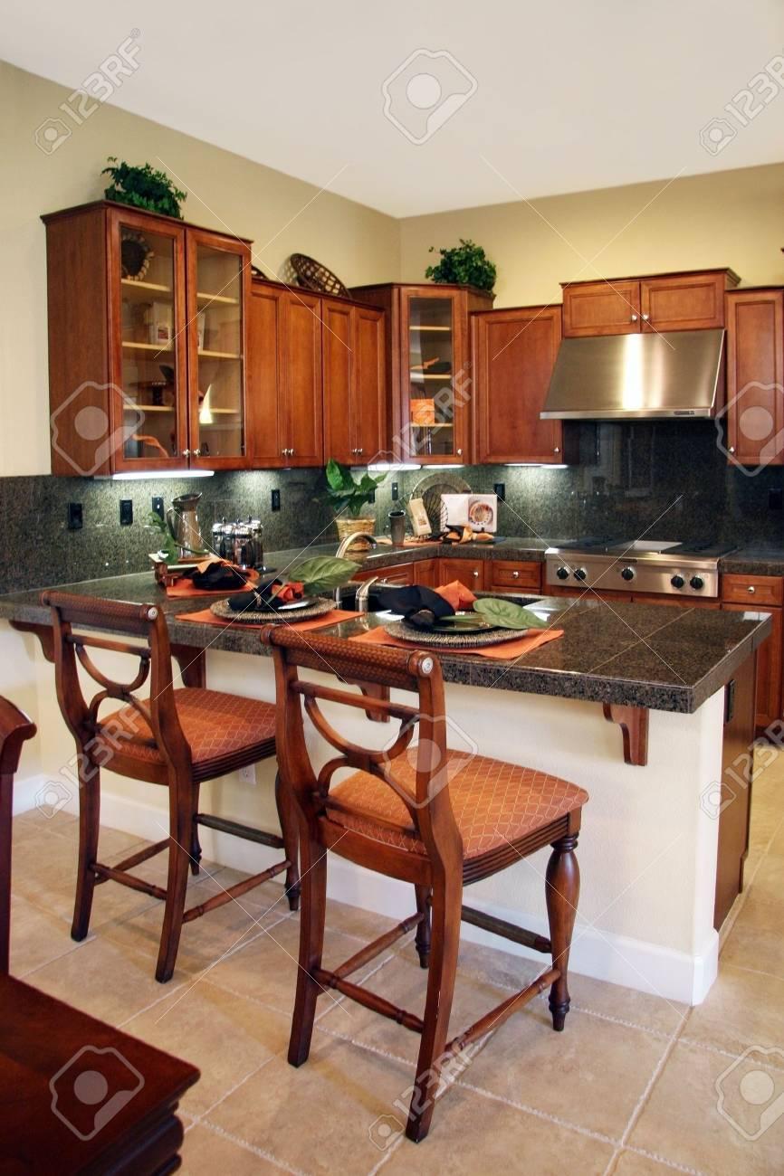 Modern kitchen Stock Photo - 326330