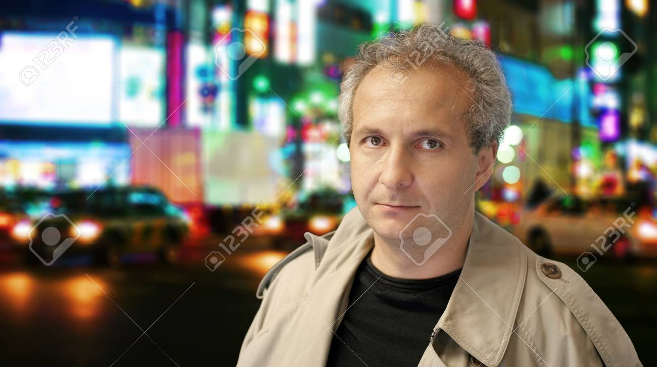 Night life in a big city Stock Photo - 386595