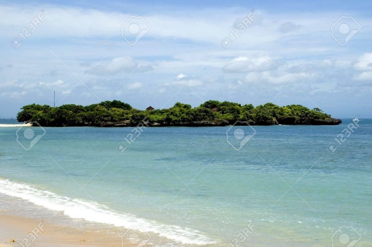 Indonesia Bali Island Holiday Resort In Nusadua Beautiful