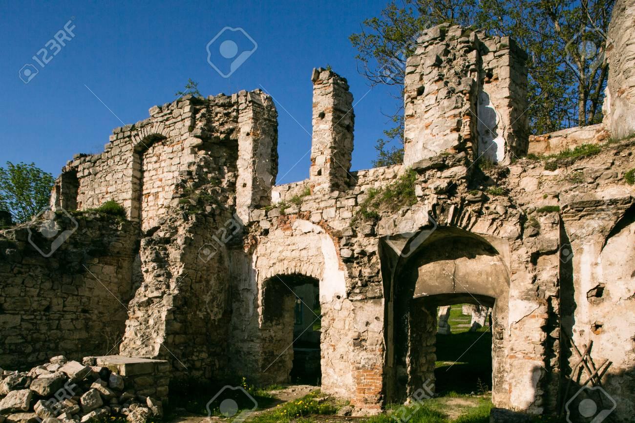Chortkiv の古城は、Golski 1610...