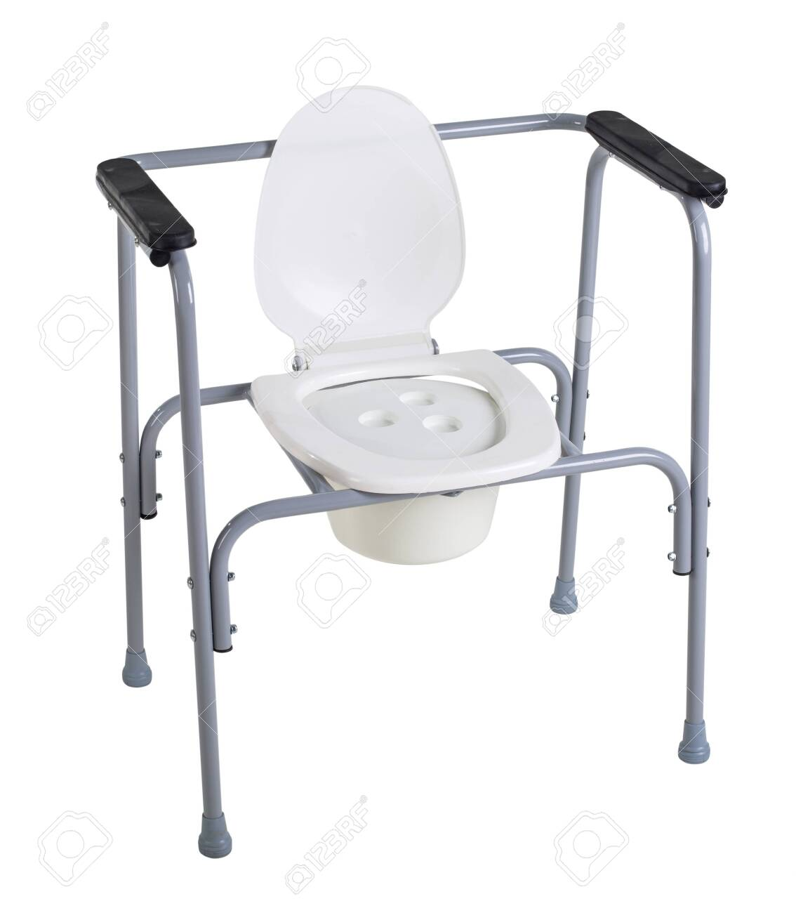 Toilet Seat For Elderly.Toilet Chair For Rehabilitation In Postoperative Period The